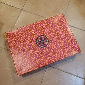Tory Burch Empty Boot Box with Stuffing